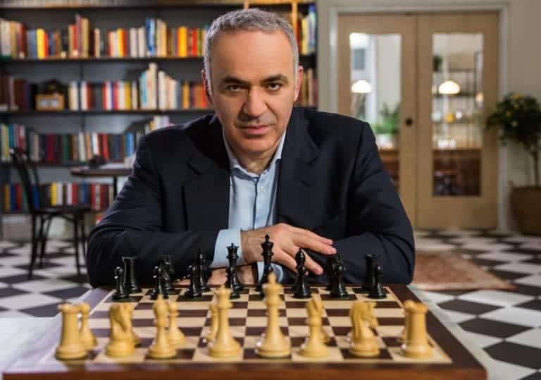 Gary Kasparov. Source: HackSpirit