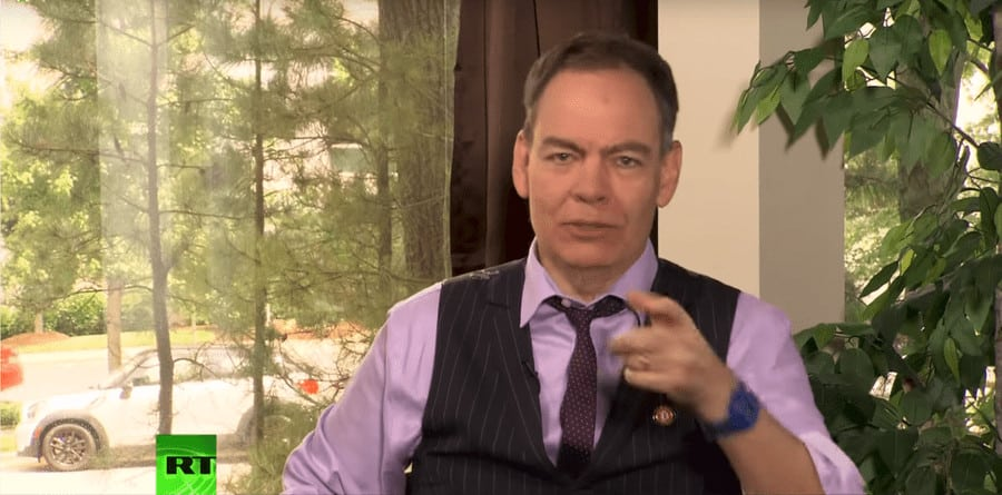 Max Keiser. Source: RT