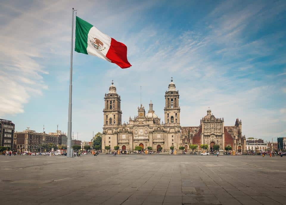 Mexico. Source: Forbes