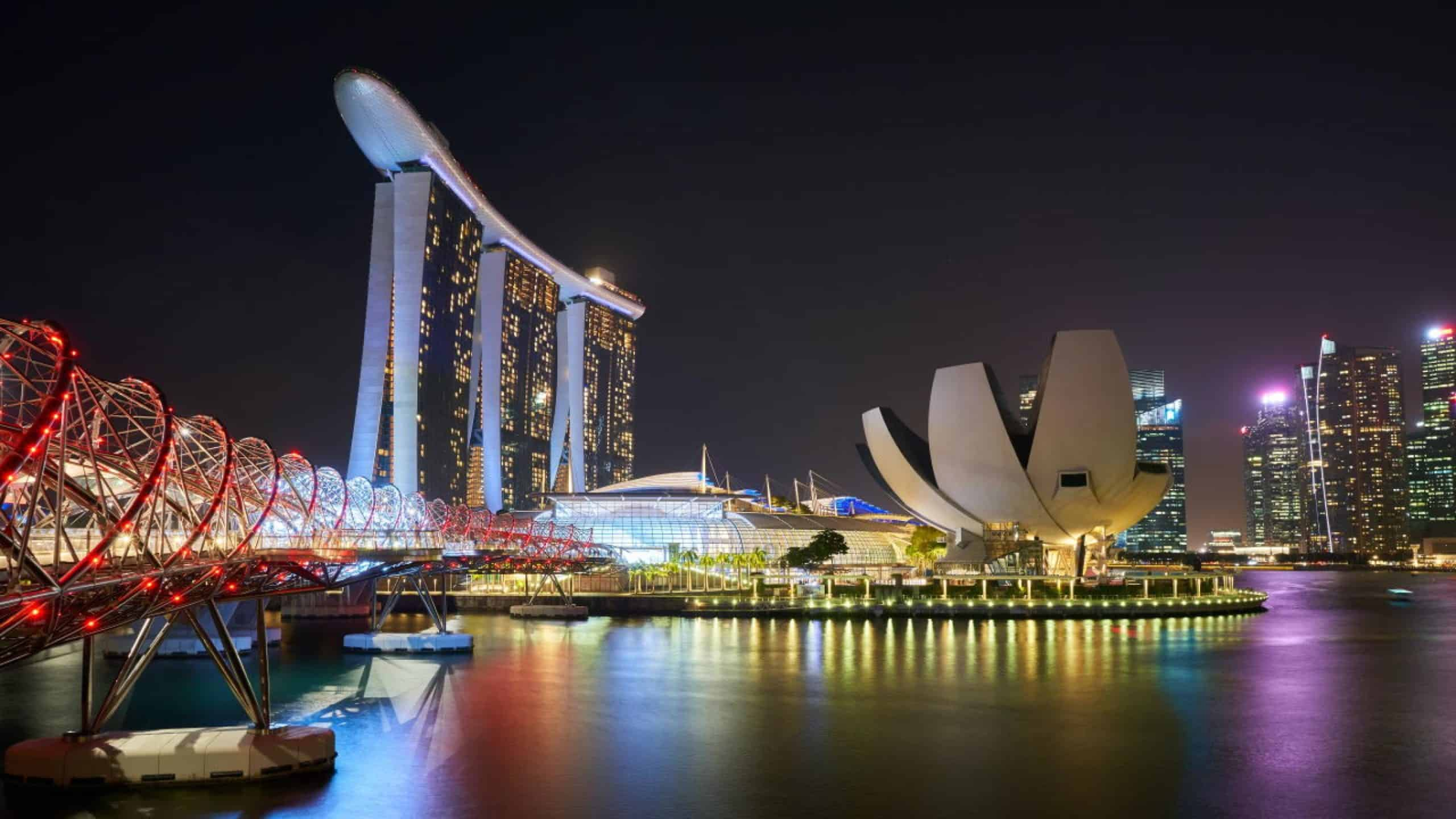 Singapore Exchange and HSBC Come Together on a $300M Blockchain Bond Issuance