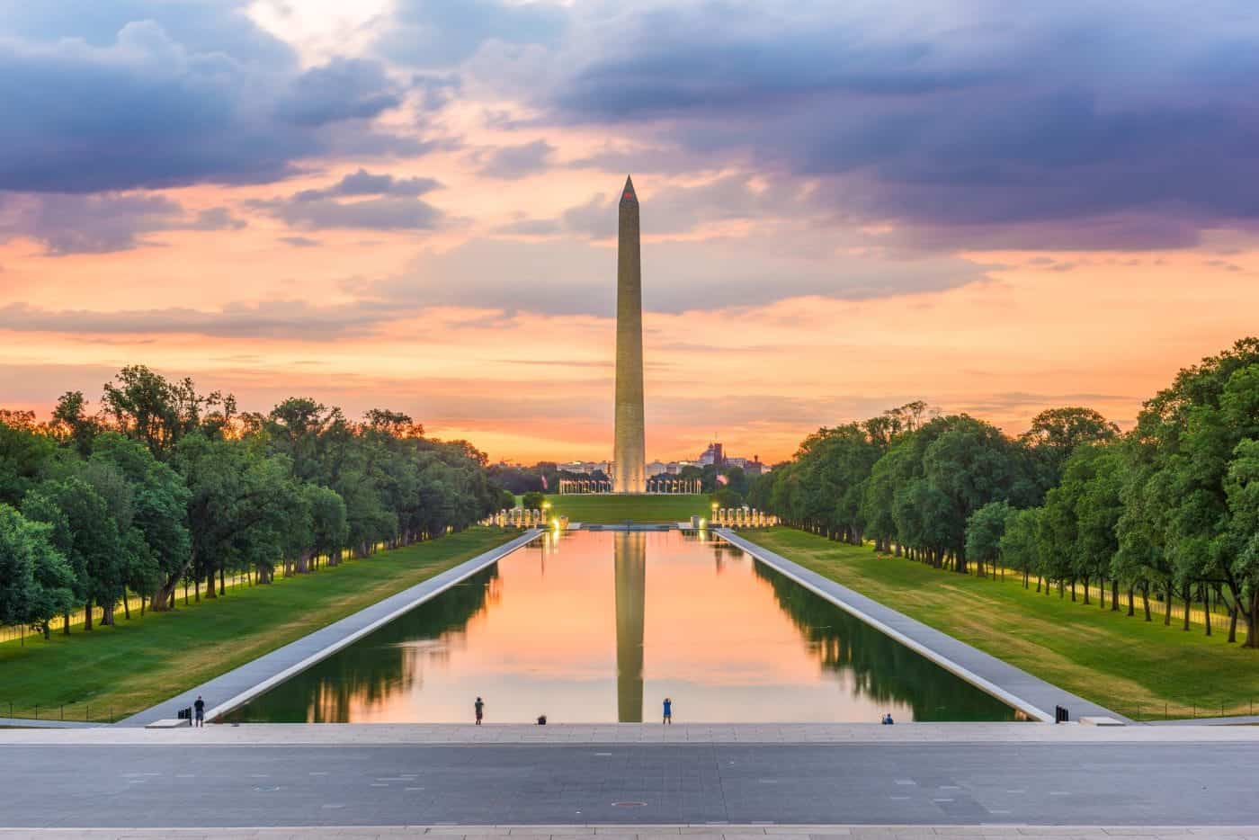 Washington DC. Source: TripAdvisor