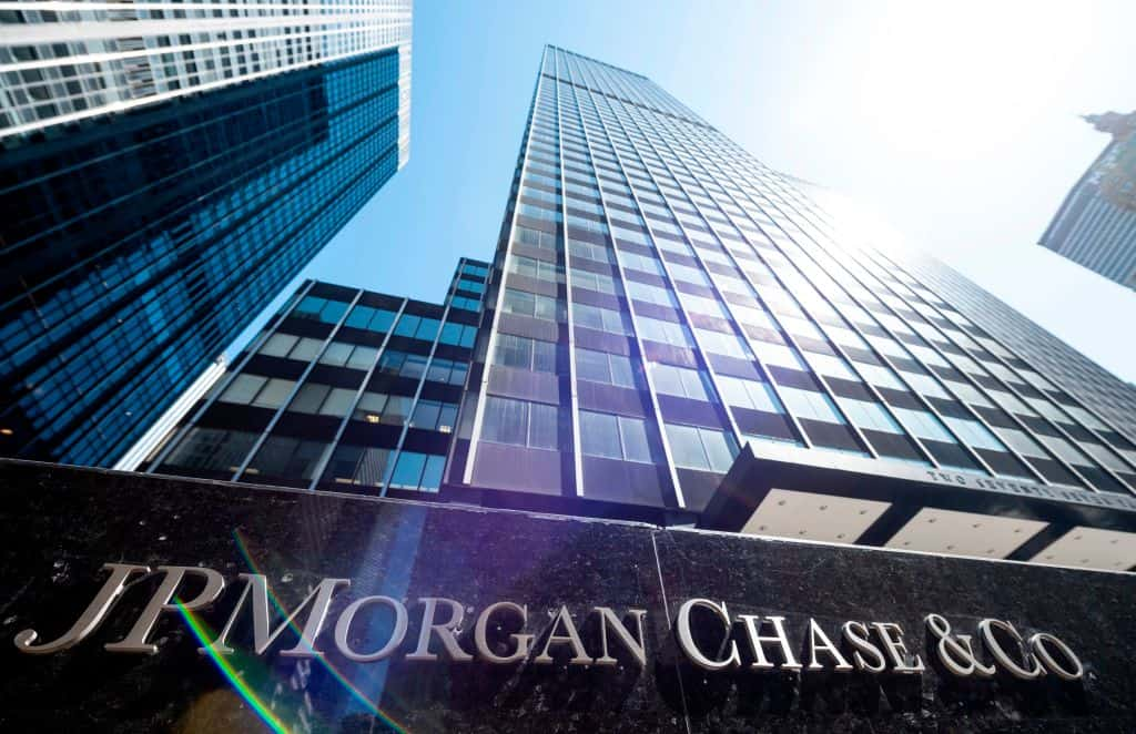 JPMorgan Chase & Co. Source: CityAM