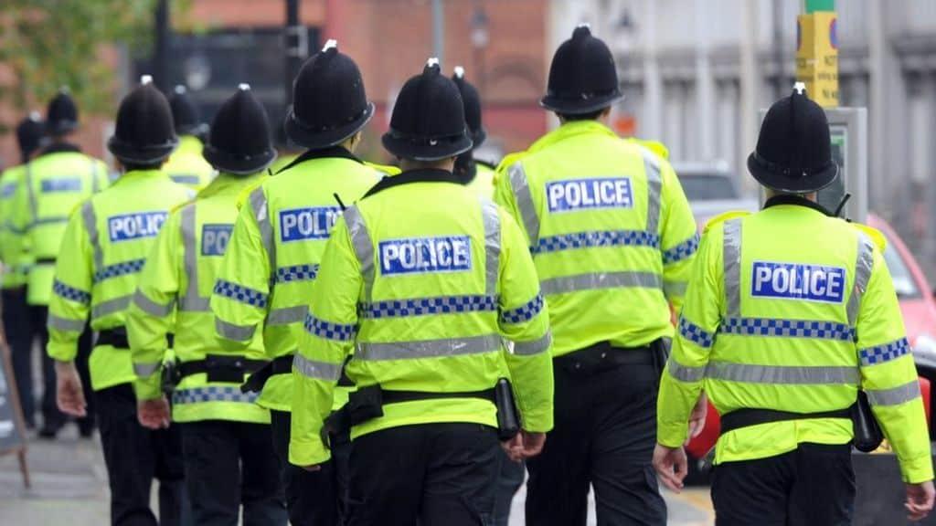 Metropolitan Police. Source: BBC