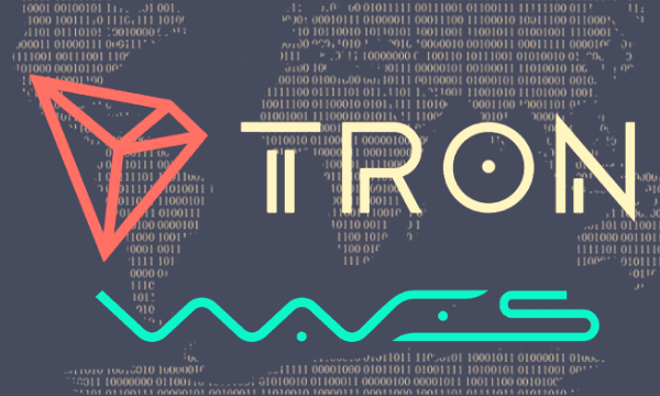 Tron And Waves Partner To Push DeFi Mass-Adoption