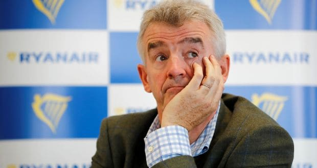 Ryanair CEO Advises People To Avoid Bitcoin As The Plague