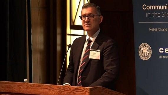 CSBS President Jack Ryan. Source: CSBS