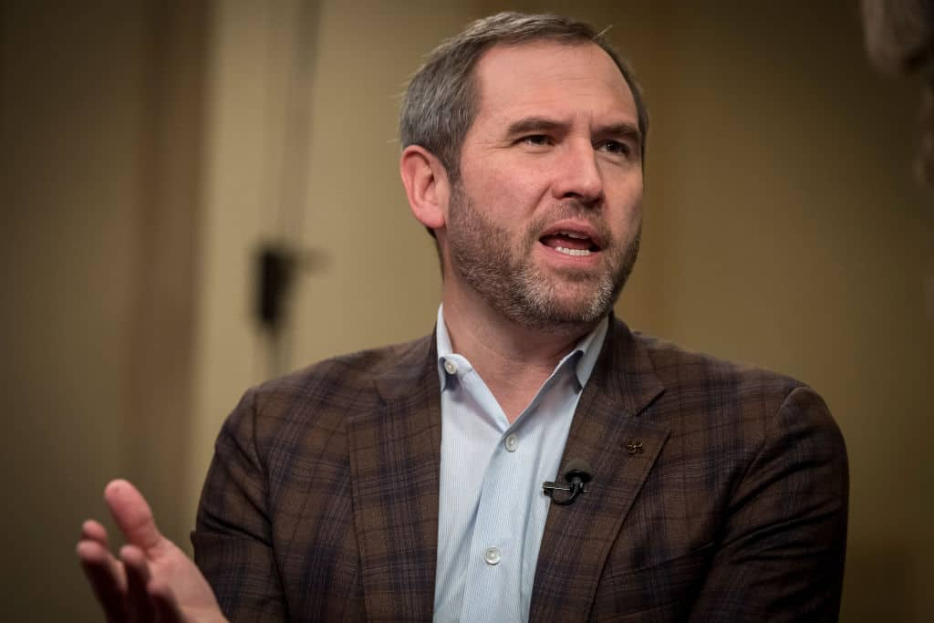 CEO Ripple Brad Garlinghouse. Sumber: Fortune