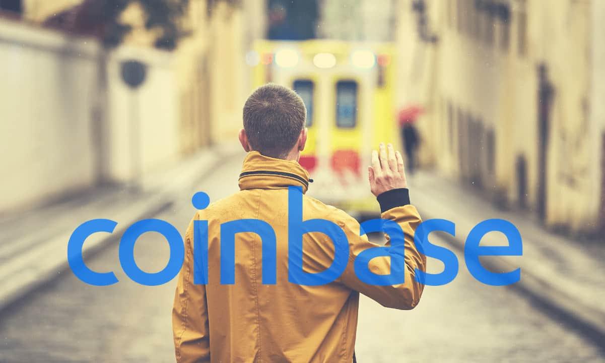 CoinbaseLeave
