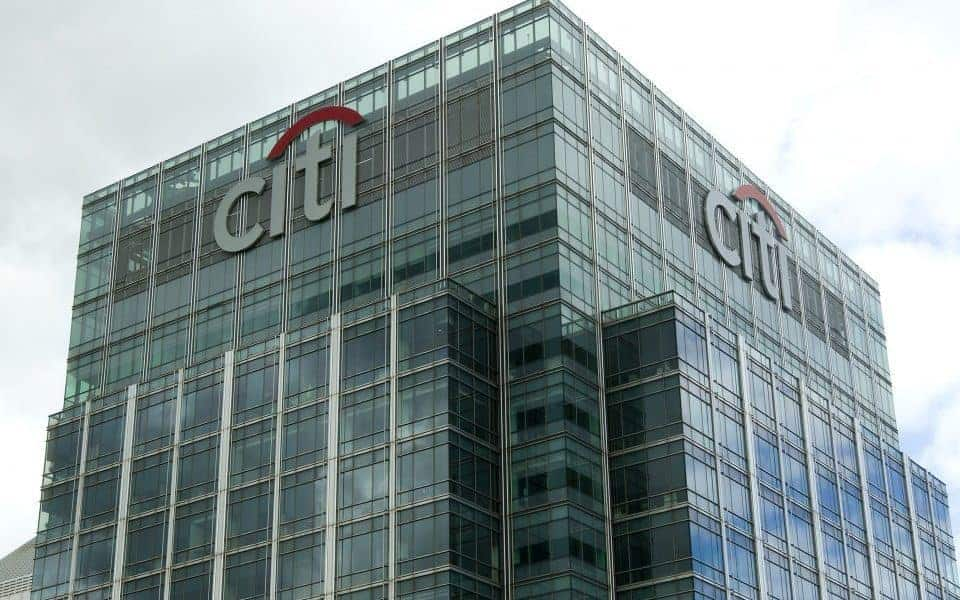 Citibank Building. Source: Financial Times