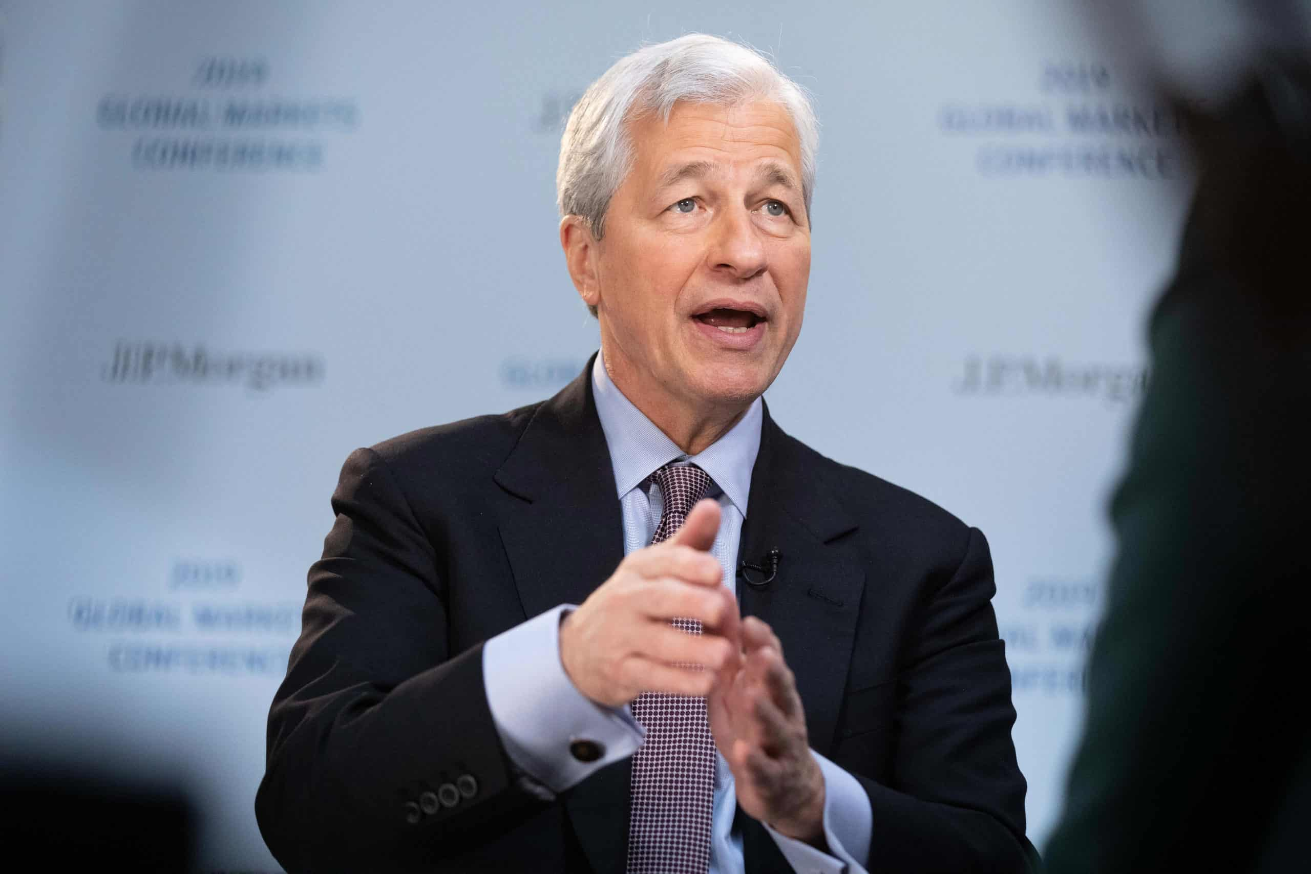 Bitcoin Is Not Jamie Dimon's Cup Of Tea But Is There More To The Story?
