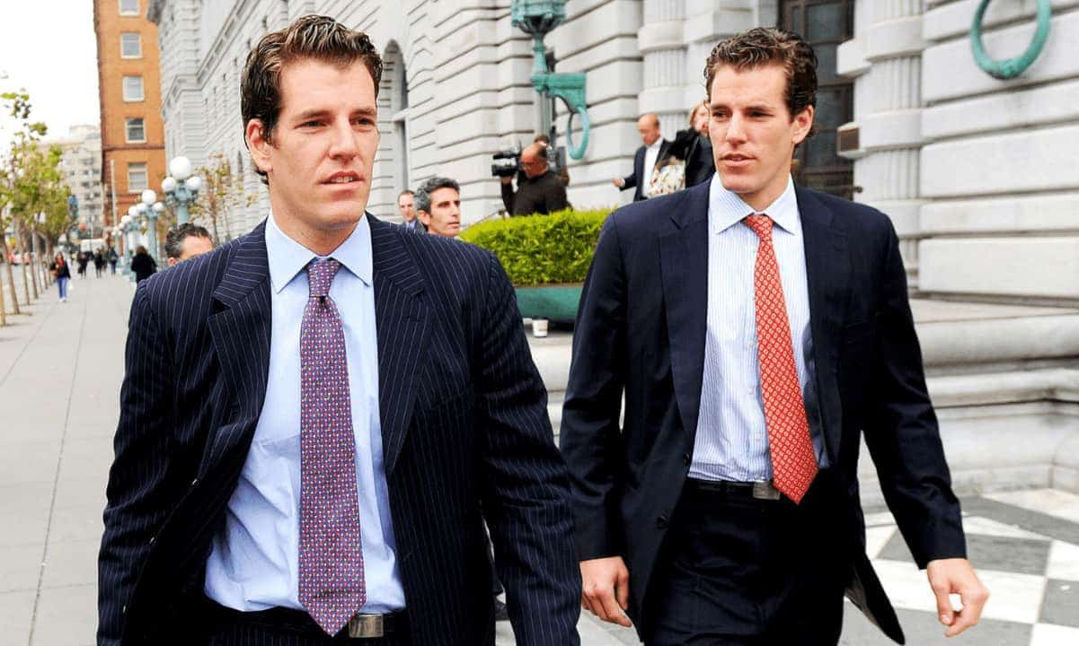 The Winklevoss Twins, Paolo Maldini, and 76ers' Michael Rubin to Have Personal NFTs On Ethernity