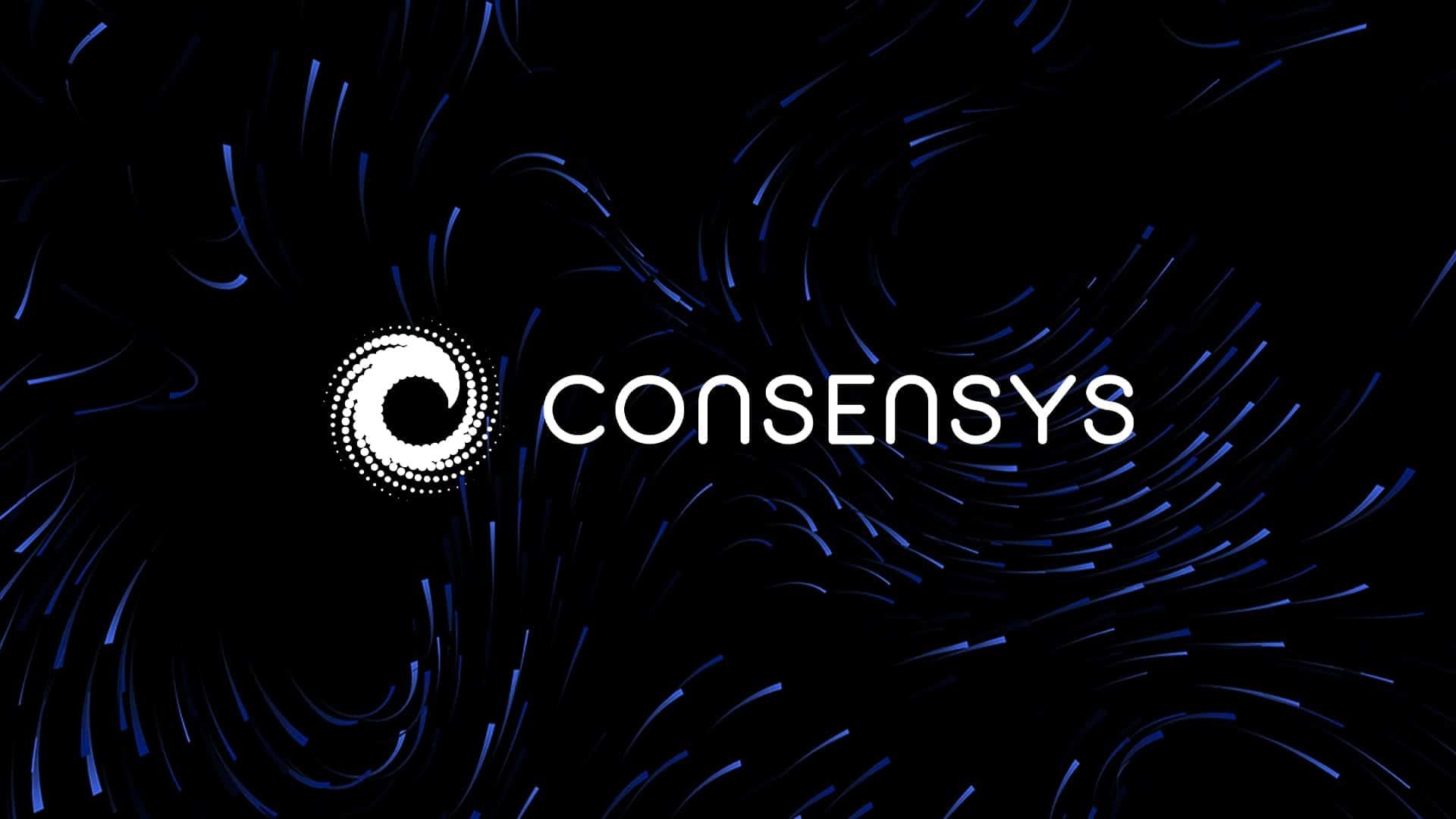 ConsenSys Logo. Source: Medium