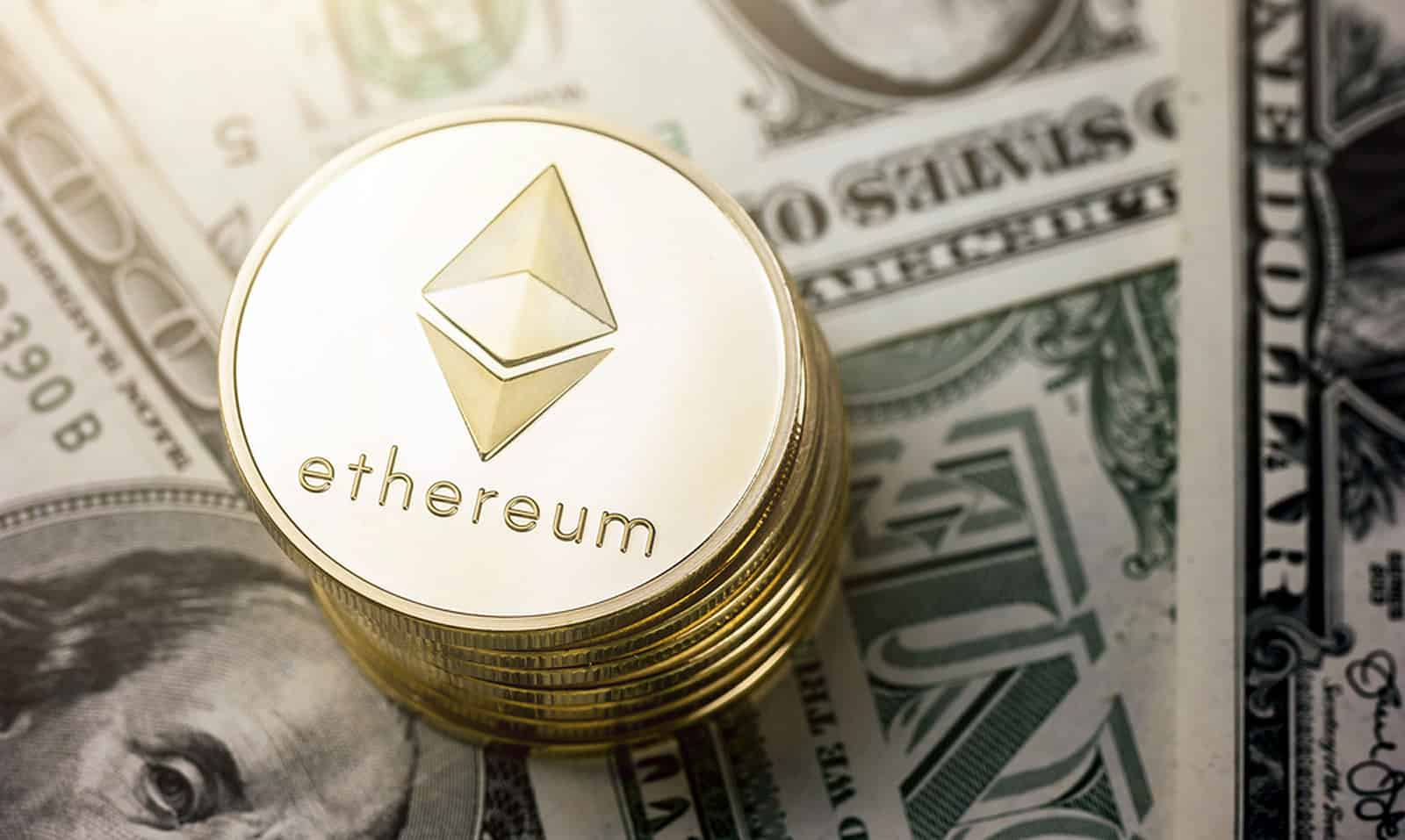 ETH Gas Fees Skyrocket As Ethereum Price Paints New ATH