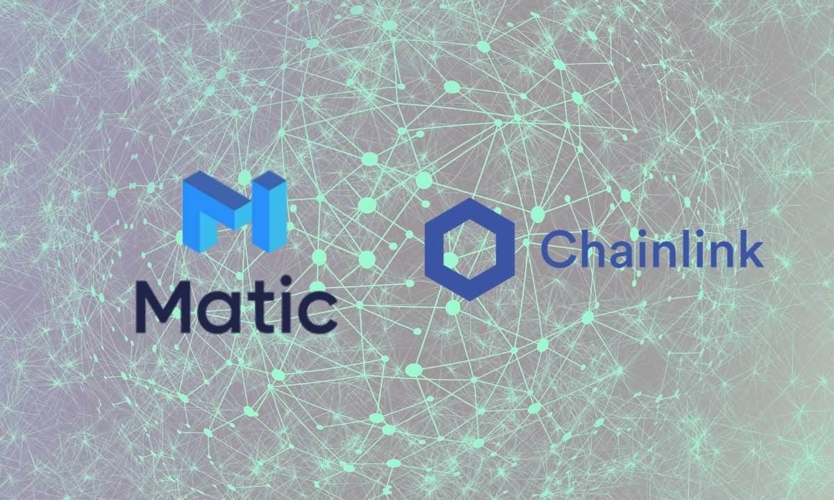 Matic Becomes the Second Blockchain to Integrate Native Chainlink Fees