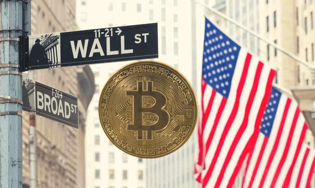 Market Watch: Despite Wall Street, Bitcoin Holds Above $30K So Far