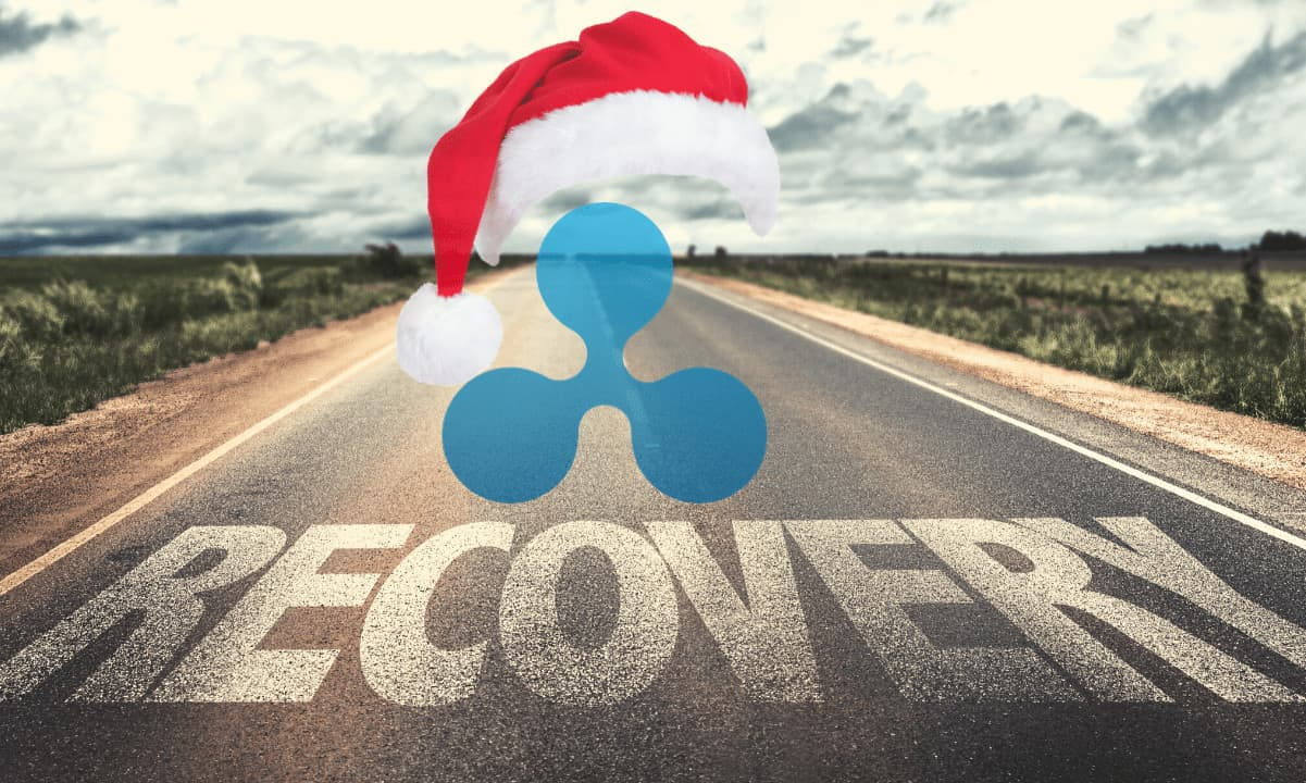 Merry Christmas: Ripple Rebounds 30% As Bitcoin Eyes $24K (Market Watch)