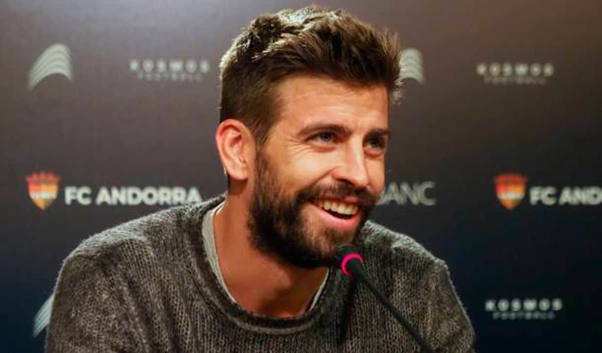 Gerard Pique. Source: FCBarcelonanoticias