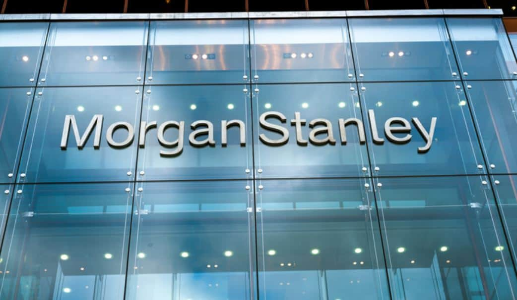 Morgan Stanley Eyeing Bitcoin With Latest Acquisition