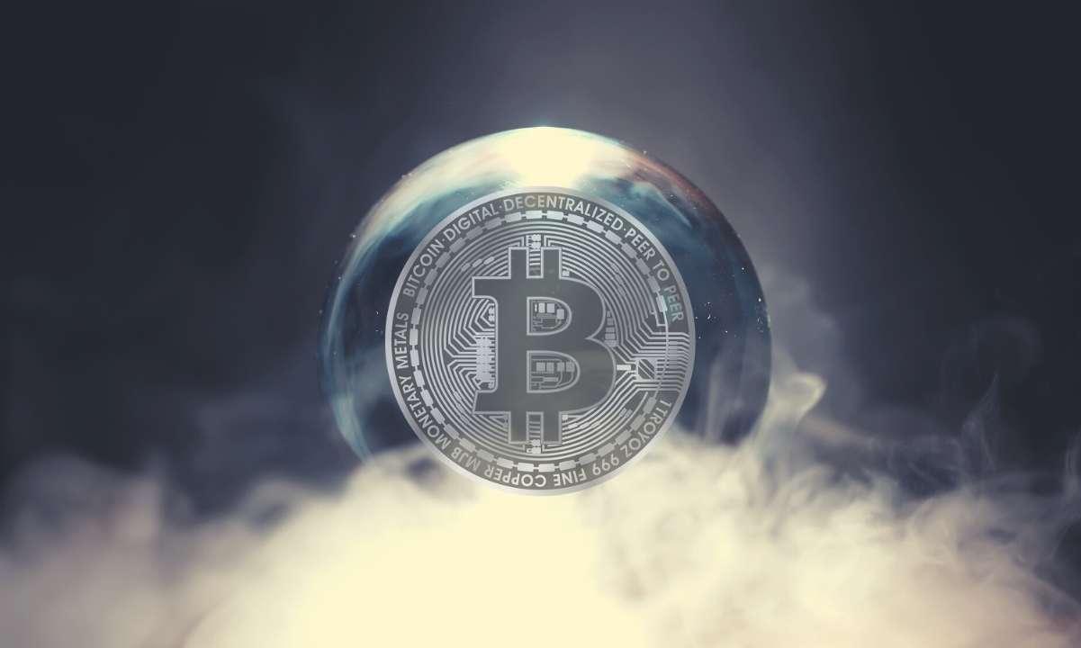 bitcoin price 2022