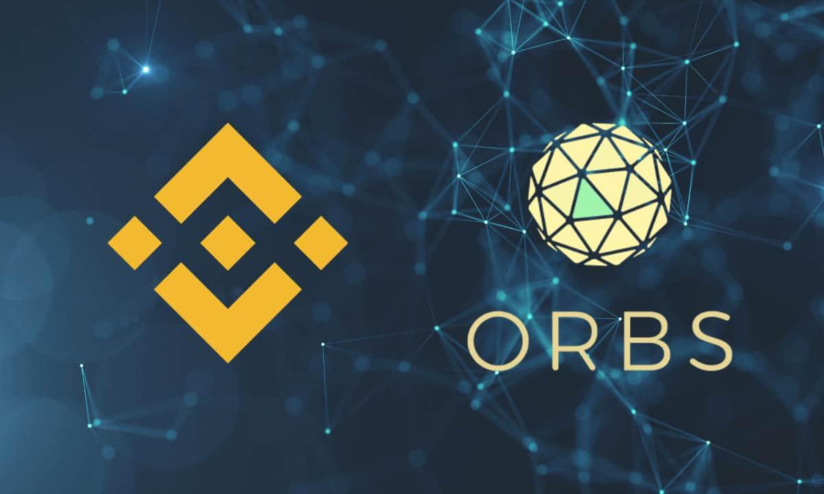 Orbs криптовалюта Binance