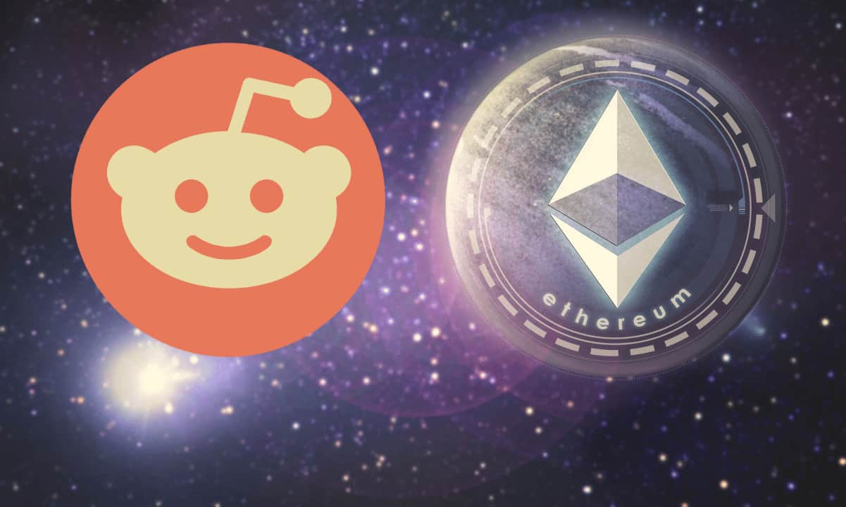 Reddit Doubles-Down on Blockchain: Partners With The Ethereum Foundation