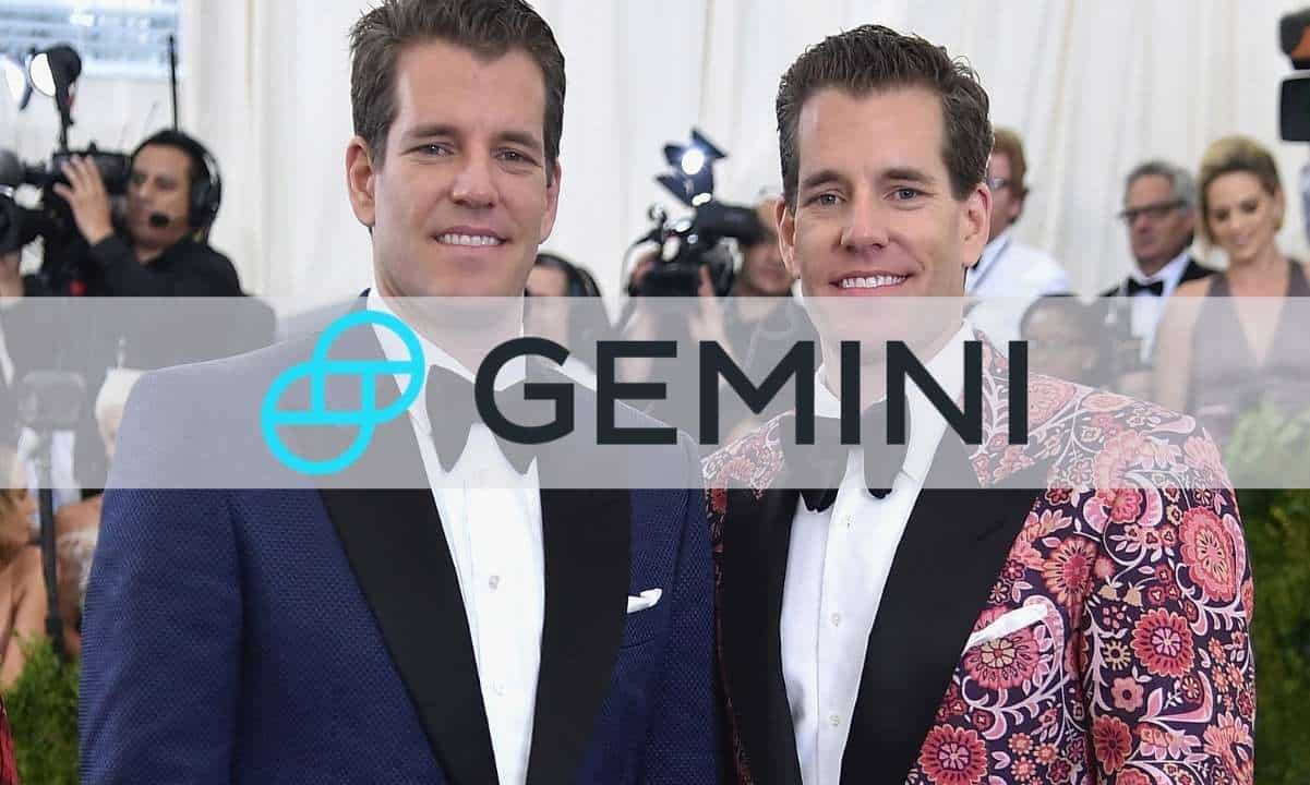 Following Coinbase And Bakkt: Winklevoss' Gemini Reportedly Considers Going Public