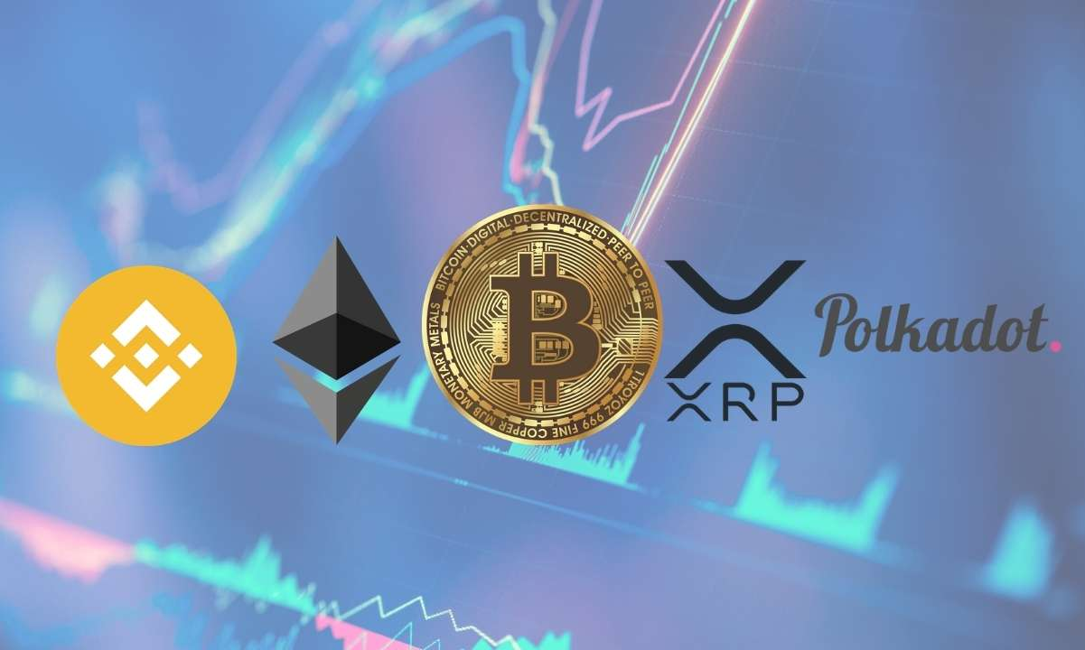 Crypto <bold>Price</bold> Analysis & Overview January 1st: Bitcoin, Ethereum, Ripple, Binance <bold>Coin</bold> & Polkadot