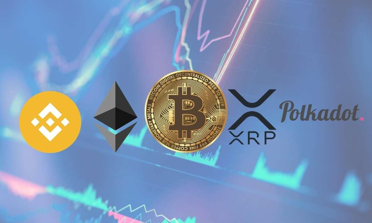 Crypto Price Analysis & <bold>Overview</bold> January 1st: Bitcoin, Ethereum, Ripple, Binance <bold>Coin</bold> & Polkadot