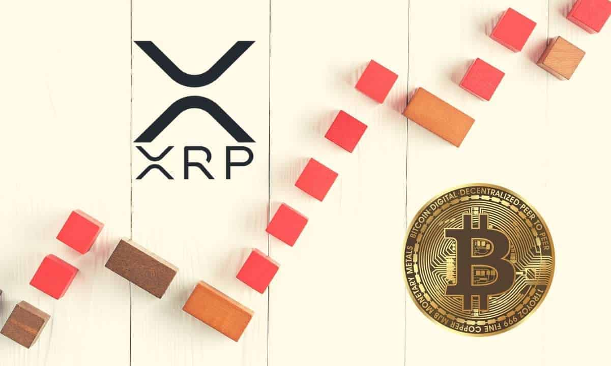Market Watch: Ripple (XRP) Surges 30% as Bitcoin Neared $38K