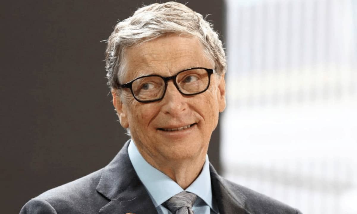 Bitcoin Investors With Less Money Than Elon Musk Should 'Watch Out' Said Bill Gates
