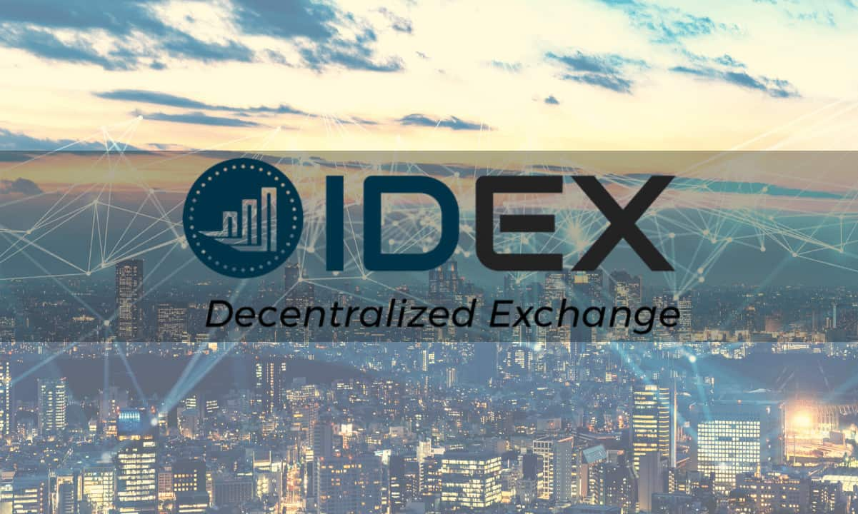 IDEX Launches on Binance Smart Chain (BSC): Aims To Lower The Transaction Fees