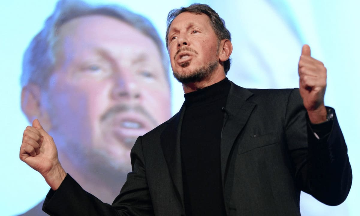 Larry Ellison's Oracle Could Be Next in Line to Buy Bitcoin Says Max Keiser
