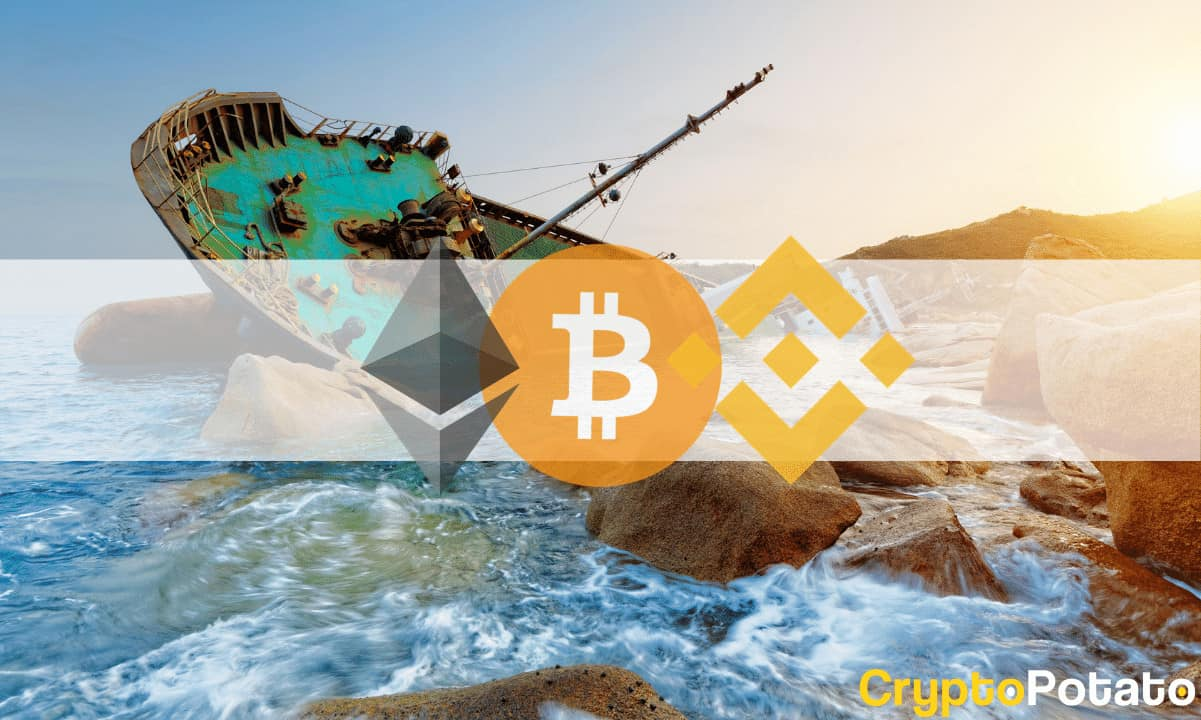 Almost $1.8 Billion Liquidated Following Crypto Market's 24-Hour Roller Coaster