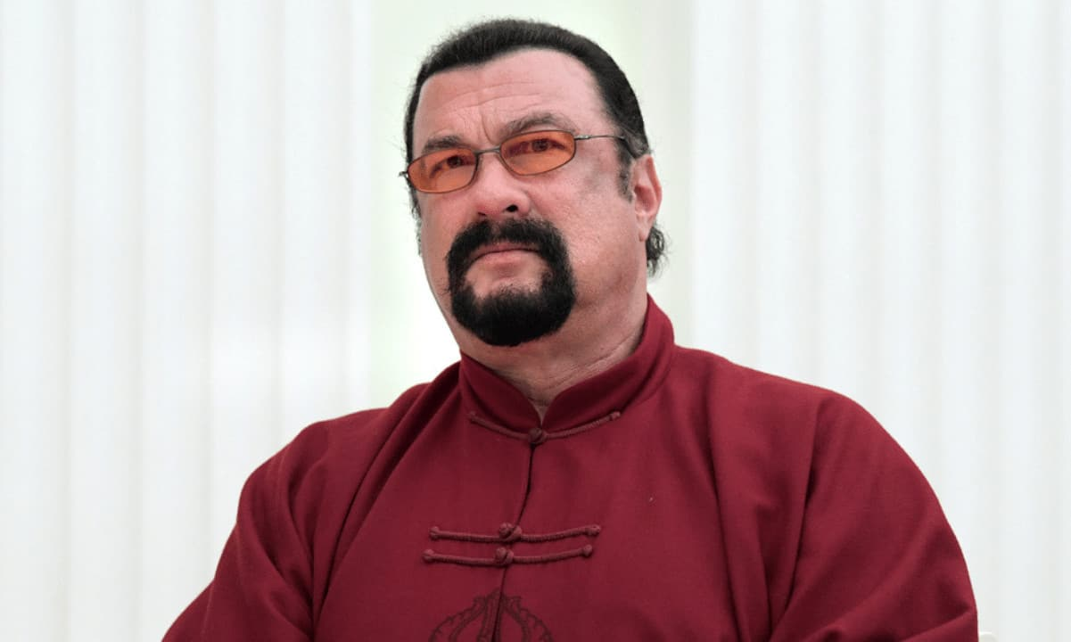 SEC Charged Three Involved In ICO Fraud Backed by Steven Seagal