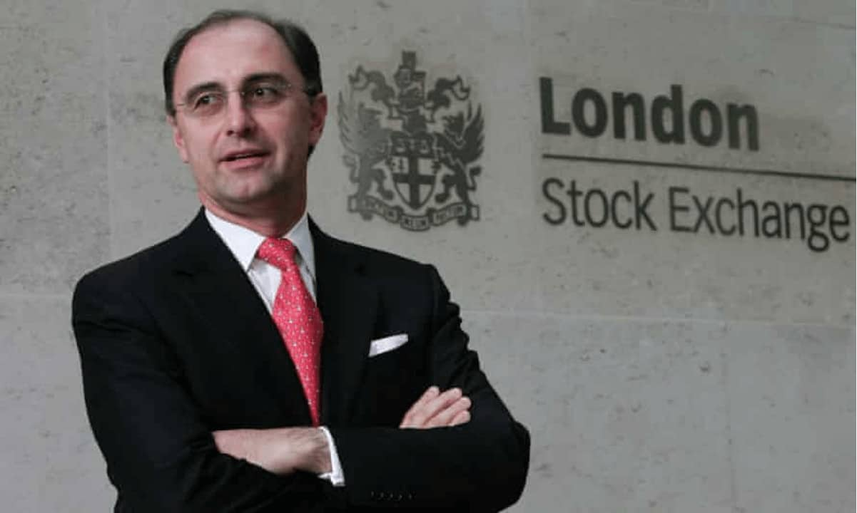 Former London Stock Exchange Group CEO Urges UK Government to Explore Cryptocurrencies