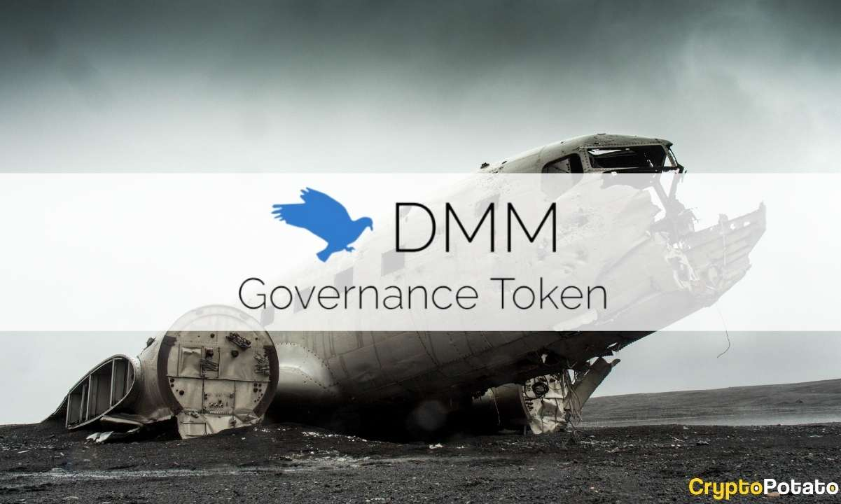 DMG Price Crashes 90% As DMM Protocol Ceases Operation