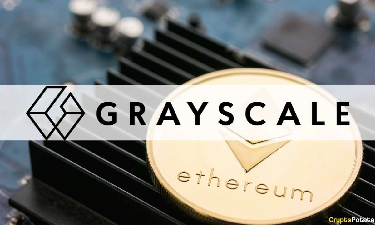 Ethereum Price Tops $1600 as Grayscale Adds $38 Million in ETH