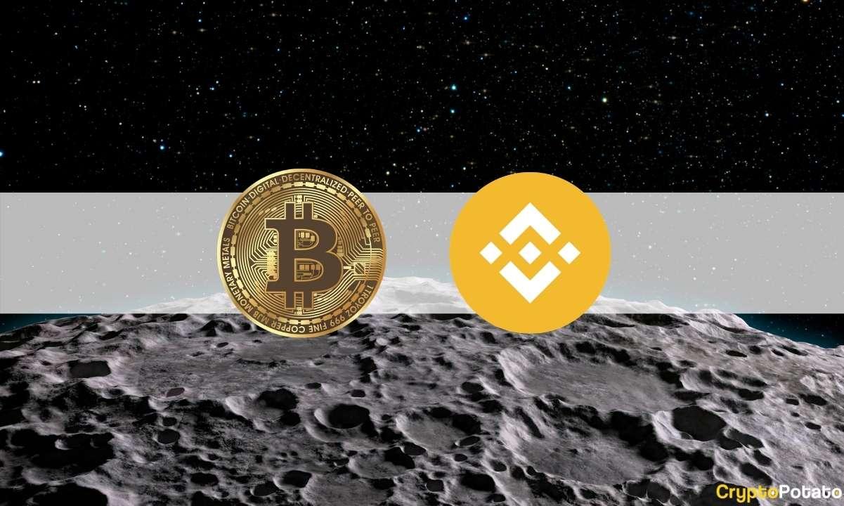 Bitcoin Eyes $50K As BNB Shoots for $100 (Market Watch)