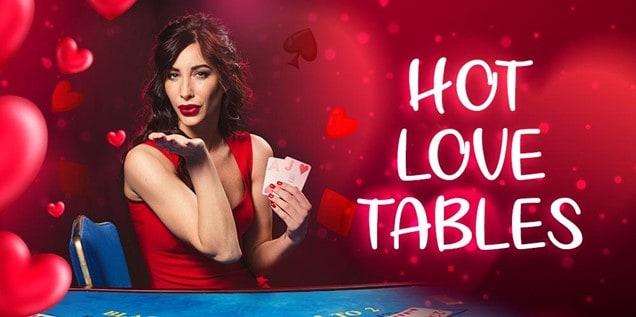 1xBit Announces Hot Live Casino Tournament for Valentine's Day 2021