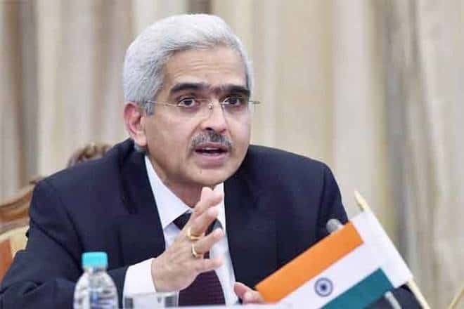 Governor Shaktikanta Das. Source: FinancialExpress