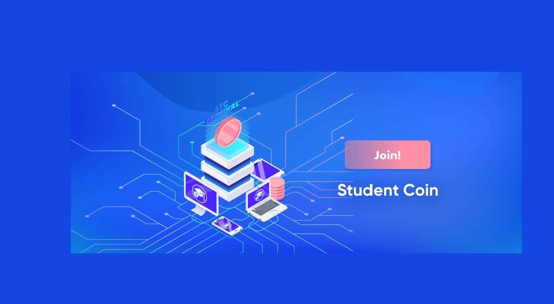 Student Coin Tokensale Now Live Till April 30