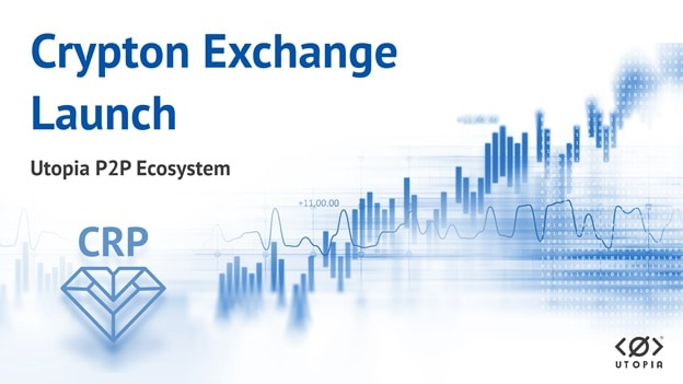 Crypton & Utopia  Launches an Unstoppable Exchange on Uncensorable P2P Network