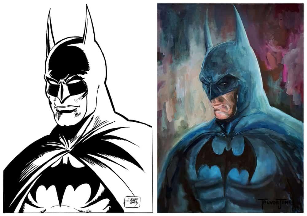 The Protector, a Batman NFT