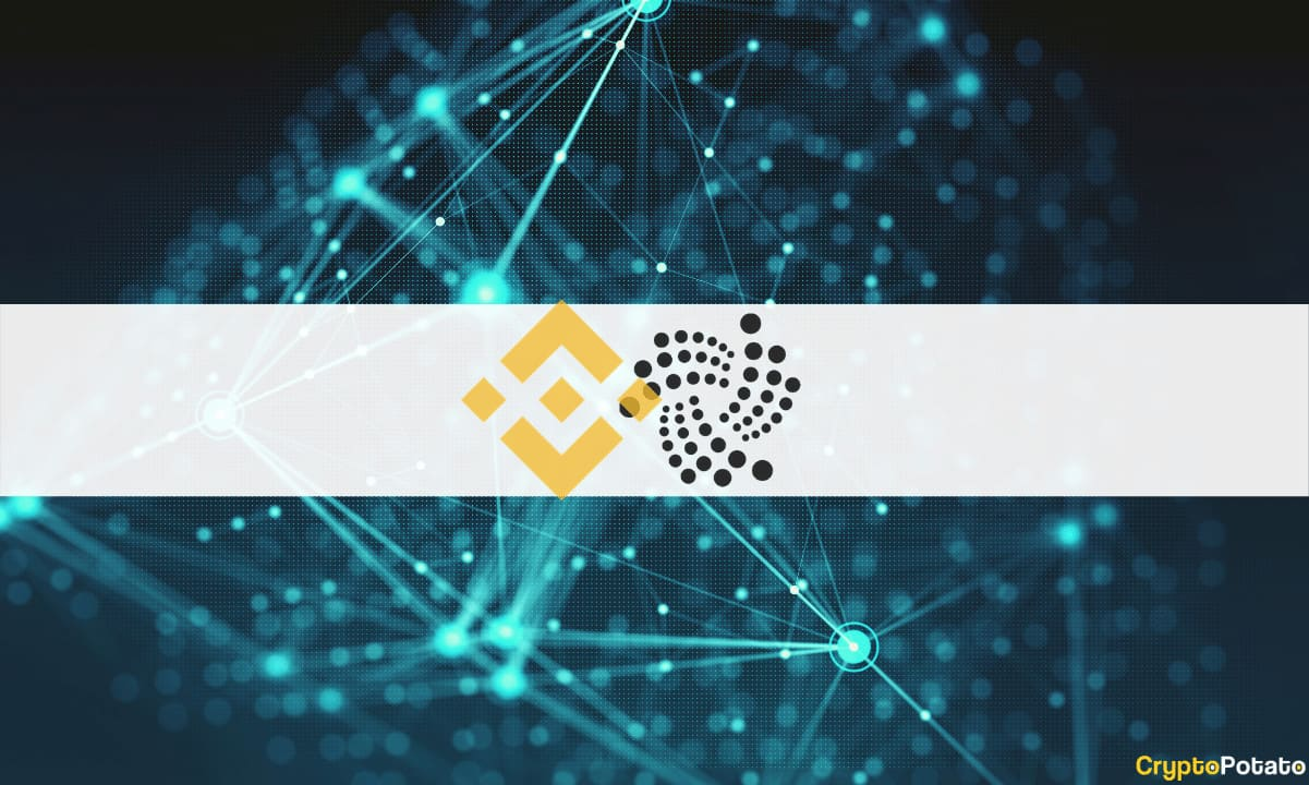 BinanceIOTA