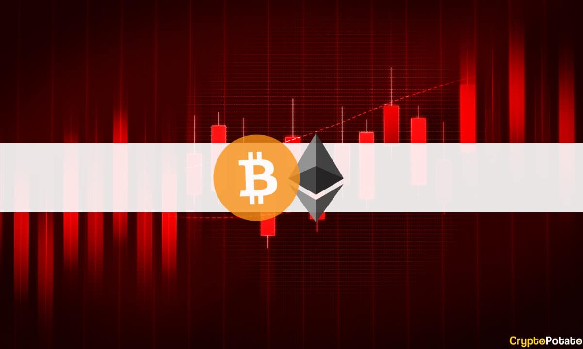 Bitcoin Price Down to a Two-Week Low as Ethereum Slipped to $2,400 (Market Watch)