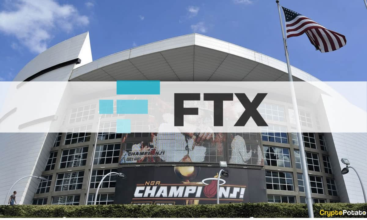 FTX Bags $135M Naming-Rights Deal for Miami Heat Arena