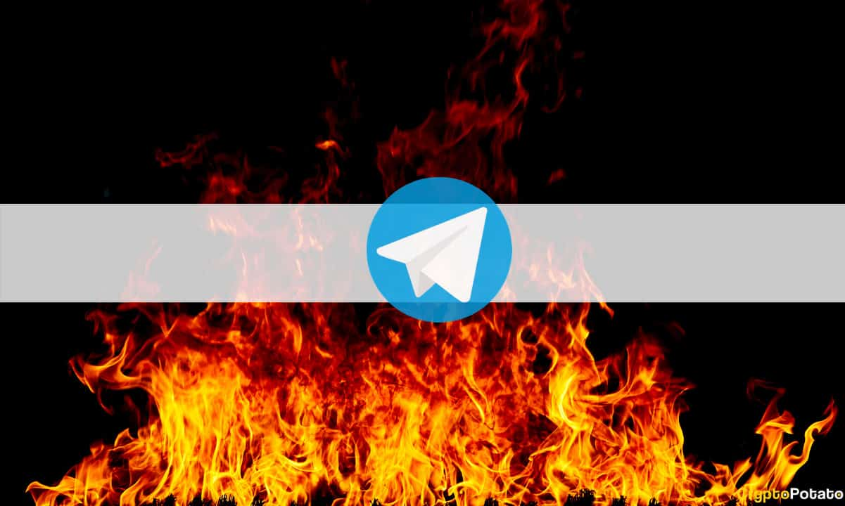 Da Vinci Capital Reportedly Requests $100 Million from Telegram for TON's Failure