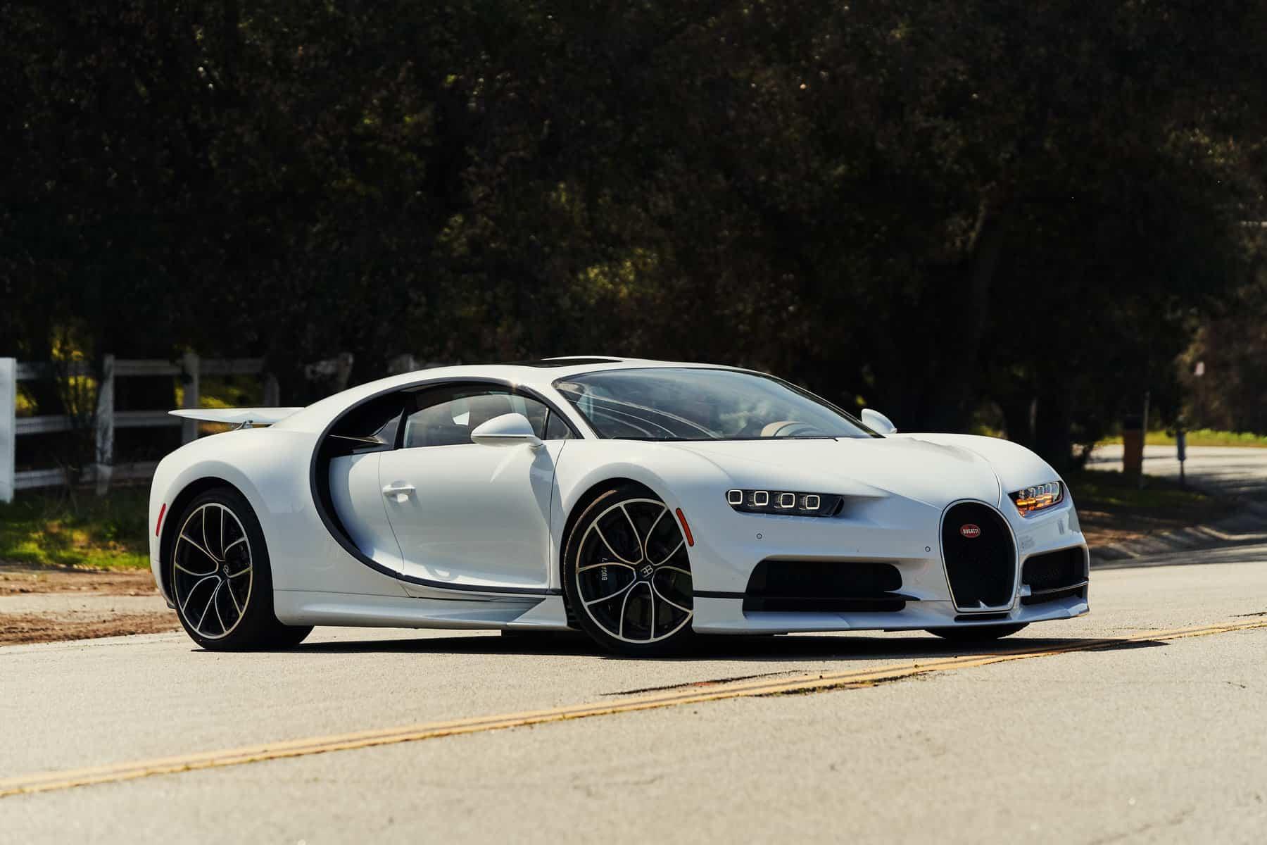 Bugatti Chiron. Source: NYTimes