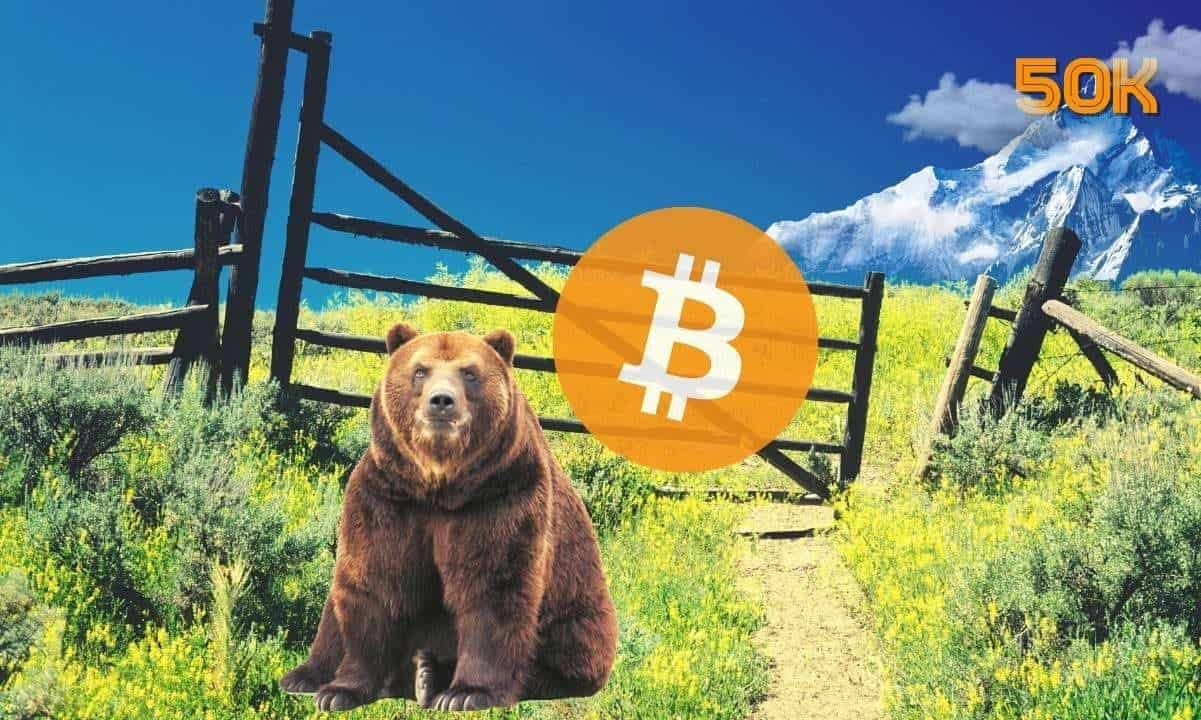 Bitcoin Losing the $50K Mark, Entering Bearish March: The Weekly Crypto Recap