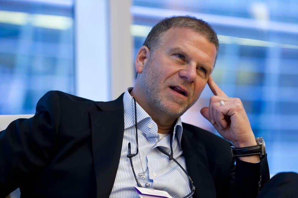 Tilman Fertitta. Source: Bloomberg
